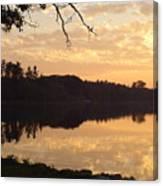 Before Daybreak Canvas Print
