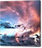 Before The Storm Avila Bay Canvas Print