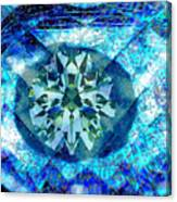 Behold The Jeweled Eye Canvas Print