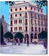 Beirut - Centre Ville Canvas Print