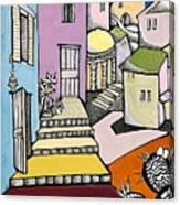 Beit She'an Canvas Print