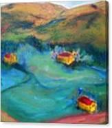 Beit Shemesh Canvas Print