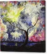 Beleaf Dove House Canvas Print