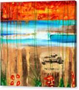 Believe A Faint Memory Incomplete Places Canvas Print