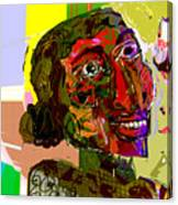 Belive 2 Canvas Print