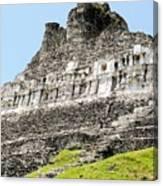 Belize Mayan Ruins  Canvas Print