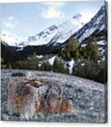 Bell Mountain Canvas Print