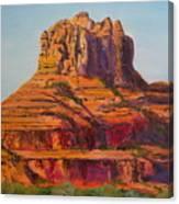 Bell Rock In Sedona Arizona - High Res. Canvas Print