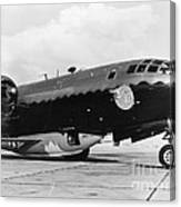 Bell X-1 Resting In Belly Of B-29, 1947 Canvas Print