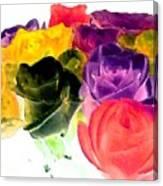 Bella Flora 6 Canvas Print