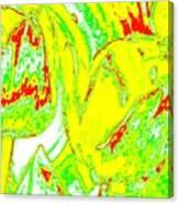 Bella Flora 7 Canvas Print