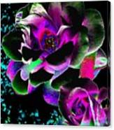 Bella Flora 8 Canvas Print