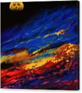 Belle Nuit Canvas Print