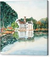 Bellingrath Pond Canvas Print