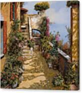Bello Terrazzo Canvas Print