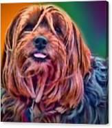 Beloved Maggie Canvas Print