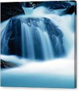Below Tak Falls Canvas Print