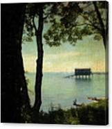 Bembridge Lifeboat Station  Canvas Print