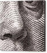 Ben Franklin Canvas Print