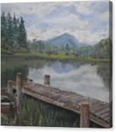 Ben Lomond Canvas Print