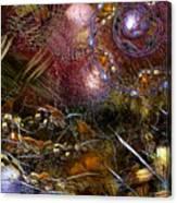 Benighted Bedlam Canvas Print