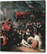 Benjamin West Canvas Print