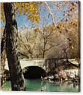 Bennet Springs Canvas Print