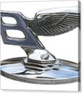 Bentley Logo Canvas Print