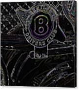 Bentley 1 Canvas Print