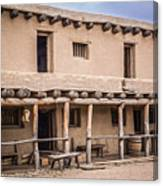 Bent's Old Fort Canvas Print
