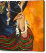 Berbere Marocaine Canvas Print