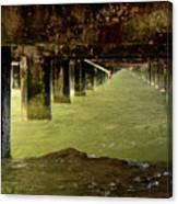 Berkley Pier California Canvas Print