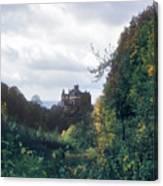 Berlepsch Castle Canvas Print