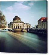 Berlin Bode Museum Canvas Print