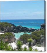 Bermuda Bliss Canvas Print