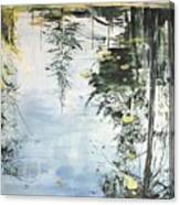 Bern Pool Canvas Print