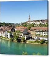 Bern, Switzerland Capital City Canvas Print