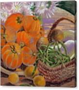 Bernadette's Table Canvas Print