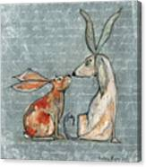 Bernice And Elliot Canvas Print
