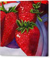 Berry Berry Berry Good Canvas Print