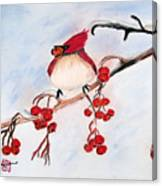 Berry Good Canvas Print