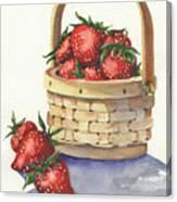 Berry Nice Canvas Print
