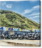 Beside The Seaside Canvas Print