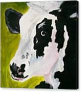 Bessy The Cow Canvas Print