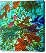 Betas Harmony Canvas Print