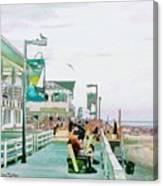 Bethany Beach Circa 2004 Canvas Print