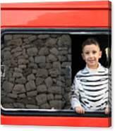 Bethlehem - A Child From Bethlehem Canvas Print