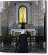 Bethlehem - The Rosary Canvas Print