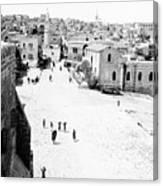 Bethlehem 1889s Canvas Print