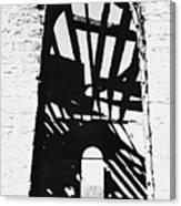 Bethlehem Church, Burnt Offerings, Missouri Canvas Print